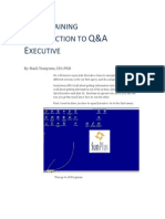 1_QA Training_Introduction to QA