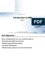NIM configuration on AIX