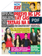 Pinoy Parazzi Vol 7 Issue 70 June 4 - 5, 2014