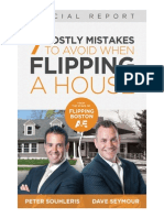 7 Flip Mistakes