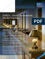 Colliers EMEA Hotel Investment Market (2013 Q3)