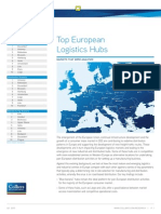 Colliers Top European Logistics Hubs 2013