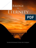 Bridge to Eternity ~ Shaykh Nazim al-Haqqani