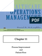 Process Improvement and Patient Flow