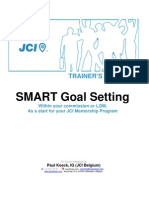 Smart Goal Setting - Trainers Guide-EnG