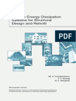 Passive Energy Dissipation Systems - M. C. Constantinou