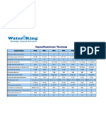 Especificaciones Tecnicas WK