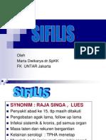 Std Untar Sifilis