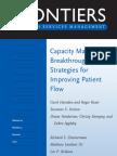 Frontiers - Capacity Management
