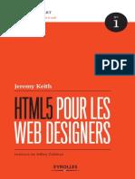 HTML5pour Web Desig