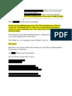 Scientology Österreich - Mail Wirtschaftskammer
