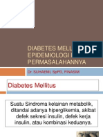 Diabetes Mellitus.kuliah2013