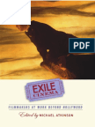 Exile Cinema Filmmakers at Work Beyond Hollywood (SUNY Series, Horizons of Cinema)