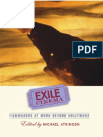 Exile Cinema Filmmakers at Work Beyond Hollywood (SUNY Series, Horizons of Cinema)