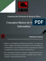 Copceptos Asicos de Seguridad Informatica