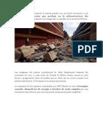 El Norte de Chile Se Remeció El Martes Pasado Con Un Fuerte Terremoto y