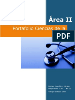 Portafolio Ciencias de La Salud Segundo Semestre