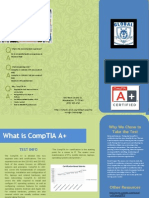 capstone brochure
