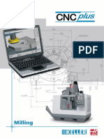 CNCplus Milling