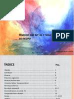 História das tintas e pigmentos atraves do tempo.pptx