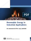 Renewables Industrial Applications