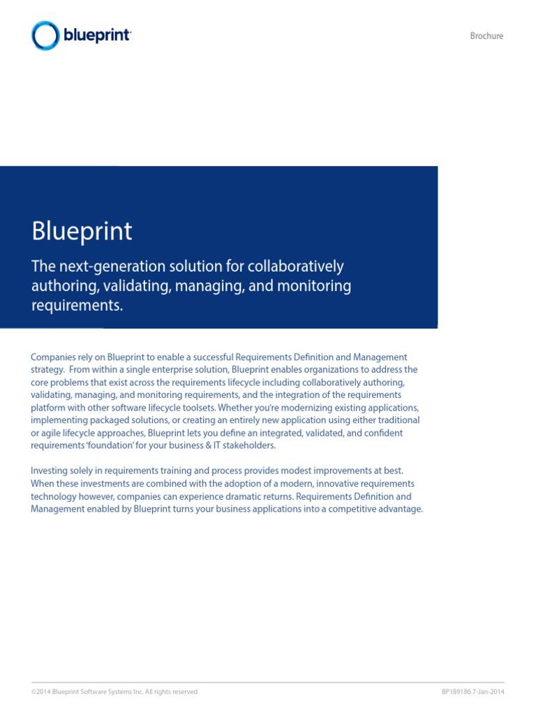Blueprint business intelligence use case malvernweather Image collections