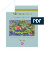 Meditacion, Teoria y Practica - Sesha - Abril 2014