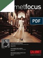 Summer 2014 Calumet Focus Catalogue