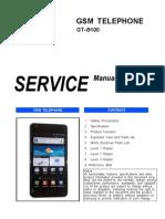 Samsung GT i9100 Service Manual
