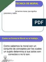 5_La Moral y Su Formacion