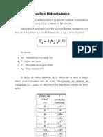 Analisis friccional