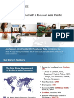 ComScore State of the Internet - Focus on Asia Pacific