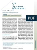 Pneumonia Radiology Review 2011