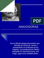 ANAXOGORAS