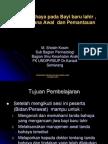 Tanda Bahaya , Pemantauan dan Tatalaksana Awal.ppt