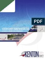 Kenton County Transportation Plan Executive Summary