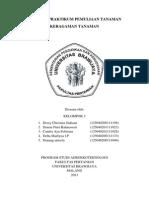 Laporan Praktikum Pemuliaan Tanaman