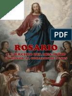 Rosario y Ejercicio Del Mes Junio en honor al Sagrado Corazón de Jesús (2014)
