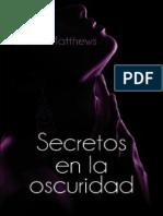 Secretos en La Oscuridad - Sadie Matthews