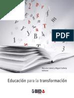 CABROL y SZEKELY-Educación Para La Transformación