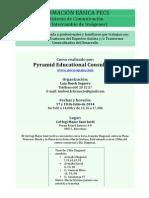 Informacion Curso Pecs Julio 2014