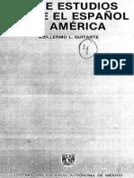 GuitarteytextosNeruda Siete Estudios Sobre El Español de America
