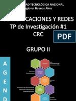 Comprobacion de Redundancia Ciclica - CRC (1)