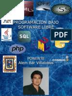 Programacion en Software Libre