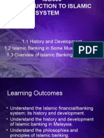Introduction to Islamic Financial System