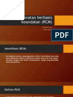 Perawatan berbasis keandalan (RCM).ppt