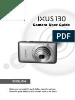 Camera IXUS 130