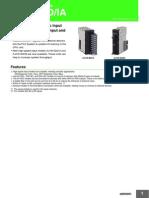 Cj1w-Input Ds Csm1616