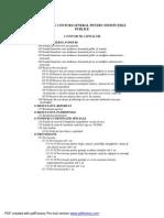 Plan Conturi Institutii Publice 2013