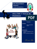Trabajo Final de La Expo de Bullying Pedagogico